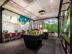 Scandinavian Retail@Setia Tropika Sales Gallery