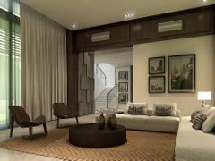 Classic Modern Living Room@Bungalow USJ