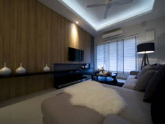 Contemporary Modern Living Room@D' Exotica 33