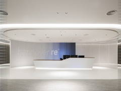 Contemporary Minimalistic Office@The Suave - Hannover RE