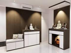Minimalistic Modern Foyer@TAMAN CONNAUGHT, CHERAS KUALA LUMPUR