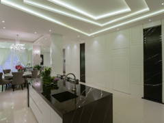Classic Contemporary Kitchen@Lumiere Extravaganza @ Casaman, Desa Park City