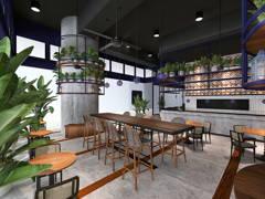 Asian Rustic F&B@Thai Restaurant
