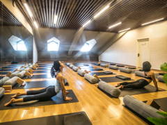 Contemporary Industrial Retail@Ankara Dance Yoga Pilates Studio