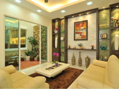 Contemporary Modern Living Room@Bukit Jalil