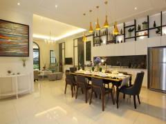 Contemporary Modern Dining Room@Isle Of Kamares Setia Eco Glades, Cyberjaya