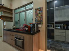 Industrial Retro Kitchen@Design & Built