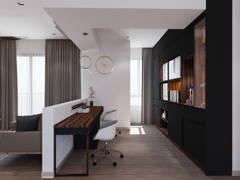 Contemporary Living Room@Nidoz Desa Petaling