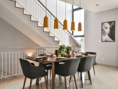 Contemporary Dining Room@Flexi @ TwentyFive.7