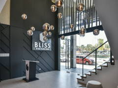 Contemporary Modern@BLISS Sales Gallery
