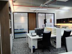 Contemporary Modern Office@Corporate Factory Office, Seri Kembangan