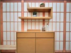 Modern Zen Dining Room@Zen + Modern - Mar Residence, Kuala Lumpur