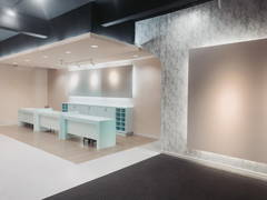 Minimalistic Scandinavian Office Retail@ZBL Trading Office