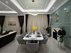 Classic Modern Dining Room@Setia Alam Sari Type B
