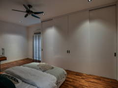 Modern Bedroom@Modern Oriental