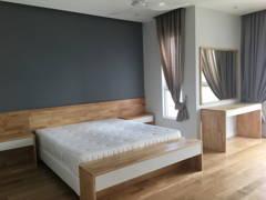 Minimalistic Zen Bedroom@ZEN