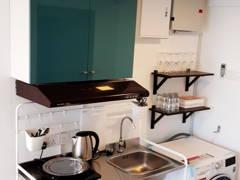 Minimalistic Kitchen@PINNACLE KELANA JAYA, PETALING JAYA