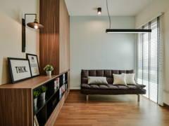 Minimalistic Scandinavian Study Room@Seringin Residences, Kuchai Lama