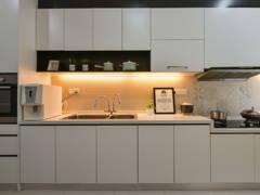 Modern Scandinavian Kitchen@Bandar Seri Coalfields