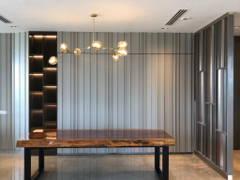 Classic Minimalistic Dining Room Family Room@Serai Bangsar