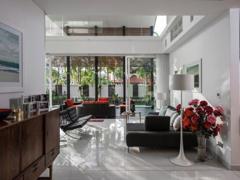 Contemporary Modern Living Room@M Residence, Bukit Jelutong
