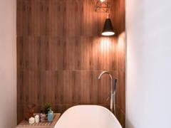 Modern Scandinavian Bathroom@Semenyih Residence