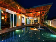 Contemporary Modern Garden@Bungalow Sandakan