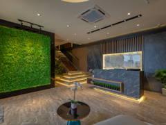 Contemporary Modern Foyer@Factory Office @ Kota Masai, Johor Bahru