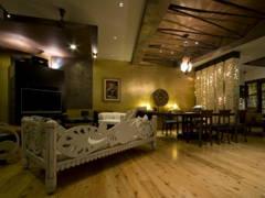 Living Room@Puri Samsara