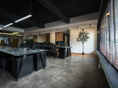 Minimalistic Modern Office@DAA Creative Lab