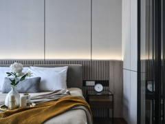 Contemporary Modern Bedroom@Pavilion Hilltop