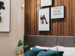 Classic Minimalistic Bedroom@Sunway velocity condo