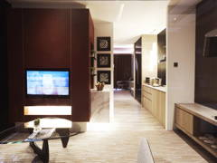 Contemporary Modern Living Room@Capital Suite