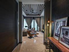 Modern Foyer Living Room@Casa Sutra Setia Alam