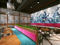 Asian Modern F&B@Thai Restaurant