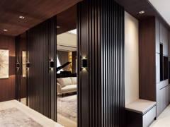 Modern Living Room@Modern Luxury @ Kota Kemuning