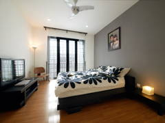 Bedroom@Sri Delima House