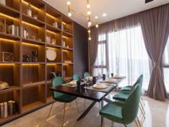 Classic Modern Dining Room@Wangsa 9