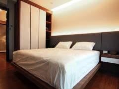 Contemporary Modern Bedroom@De Pine 4