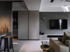 Contemporary Living Room@SILHOUETTE