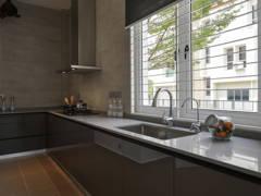 Contemporary Modern Kitchen@Temasya Glenmarie