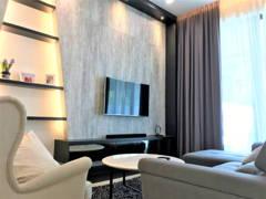 Modern Living Room@Austin Residence, Mount Austin Johor Bahru