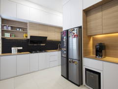 Contemporary Zen Kitchen@Villa Heights, Equine Park