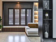 Zen Living Room@BNO Residence