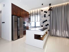 Contemporary Modern Kitchen@Sunway Eastwood, Seri Kembangan