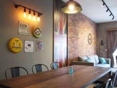 Industrial Dining Room@G Residence, Desa Pandan