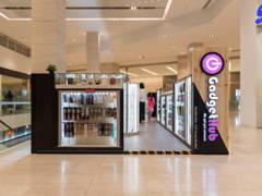 Minimalistic Modern Retail@GadgetHub @ Intermark Mall