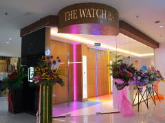 Modern Retro Retail@Watch Bank @ Hartamas Shopping Centre