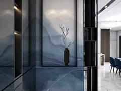 Contemporary Modern Foyer@Terima Qaseh 3
