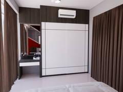 Contemporary Bedroom@MUTIARA VILLE, CYBERJAYA
